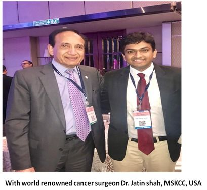with Dr.Jatin Shah