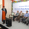 Dr. Jagdish Kothari as Chairperson in International CME on Stereotactic Body Radiotherapy