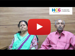 Mr Jagat Bhatt has overcome cancer with 35 Radiations and 7 Chemotherapies