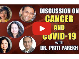 Dr. Rajendra Toprani - Cancer and Covid-19